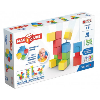 Geomag Magicube FullColor Recycled Try me 16 el.