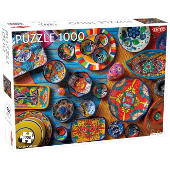 Puzzle 1000 Mexican Pottery