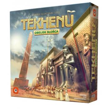 Tekhenu: Obelisk Słońca PORTAL
