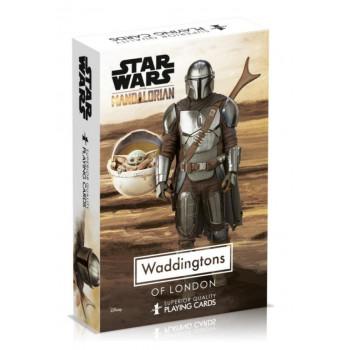 Waddingtons No.1 Star Wars Manalorian (Baby Yoda)