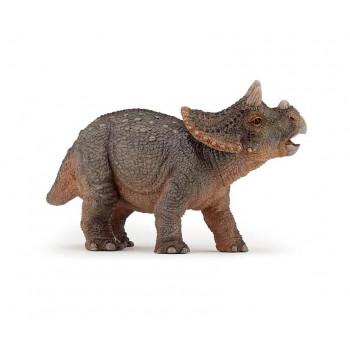 Triceratops młody