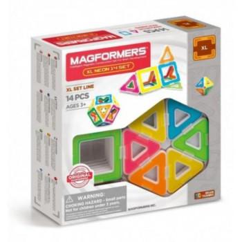Magformers XL Neon 14el