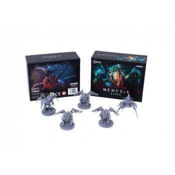 Nemesis: Alien Kings REBEL  - Dodatek