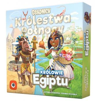 Osadnicy: Królestwa Północy - Królowie Egiptu  - Dodatek