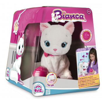 Kotek Bianca Interaktywny