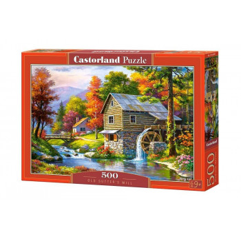 Puzzle 500 Old Sutter's Mill CASTOR