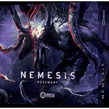 Nemesis: Koszmary REBEL  - Dodatek