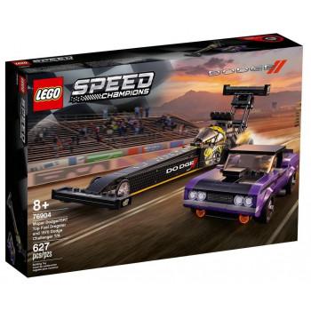 Lego SPEED CHAMPIONS 76904 Mopar Dodge&Challenger
