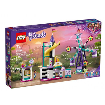 Lego FRIENDS 41689 Magiczny diabelski młyn