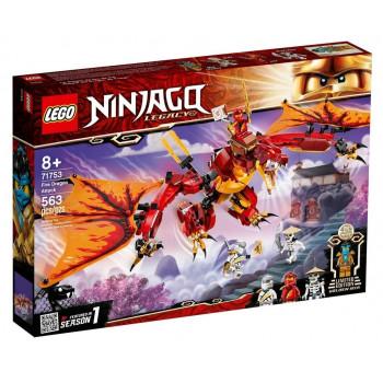 Lego NINJAGO 71753 Atak smoka ognia