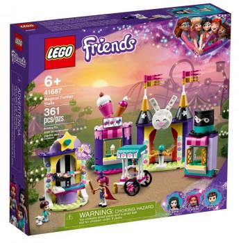 Lego FRIENDS Magiczne stoiska w wesołym miasteczku