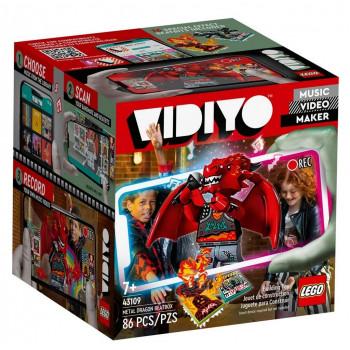 Lego VIDIYO 43109 Metal Dragon BeatBox