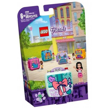 Lego FRIENDS 41668 Modowa kostka Emmy V29