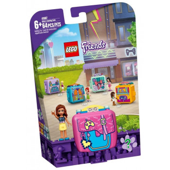 Lego FRIENDS 41667 Kosta do gier Olivii V29