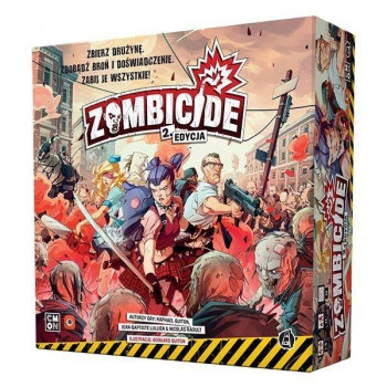 Zombicide 2 edycja PORTAL (CMON)