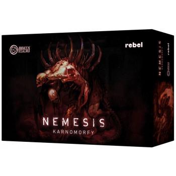 Nemesis: Karnomorfy REBEL  - Dodatek
