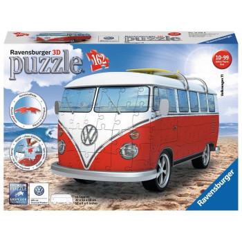 Puzzle 3d Volkswagen Bus T1...