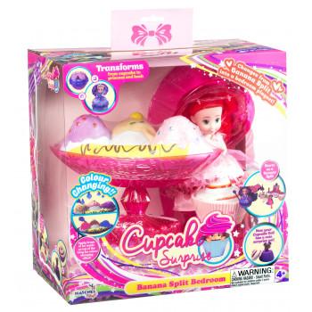 Cupcake Deser Bananowy Mega...