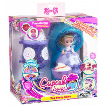 Cupcake Deser Lodowy Laleczka Babeczka