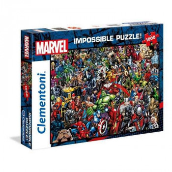 Puzzle 1000 Impossible Marvel