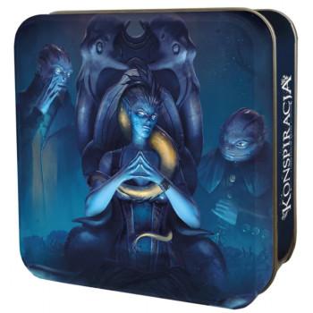 Konspiracja: Uniwersum Abyss (edycja niebieska)