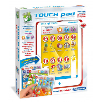 Clementoni Tablet Touch Pad...