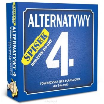 Gra - Alternatywy 4 - Spisek