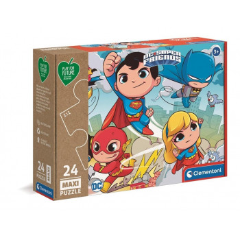 Puzzle 24 Maxi Play For Future DC Superfriends