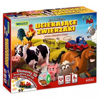 Play&Fun Uciekające Zwierzaki