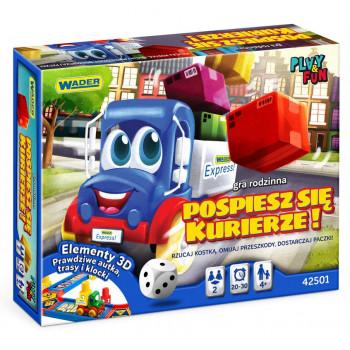 Play&Fun Pospiesz się Kurierze!