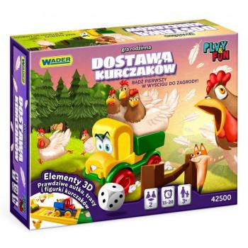Play&Fun Dostawa kurczaków