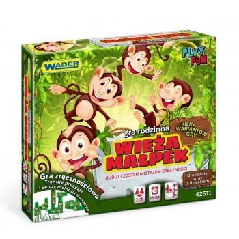 Play&Fun Wieża małpek