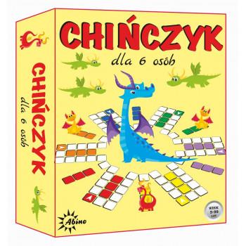 Chińczyk dla 6 osób ABINO