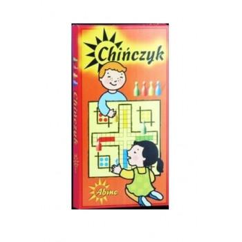 Chińczyk mały ABINO