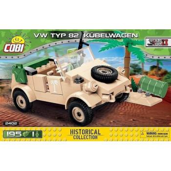 HC WWII VW typ 82 Kubelwagen
