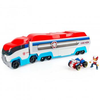 Psi Patrol Transporter +...
