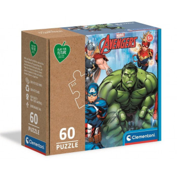 Puzzle 60 Play For Future Avengers