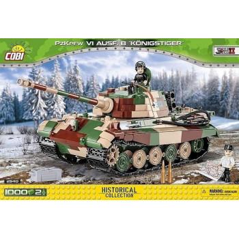 HC WWII PZKPFW VI Ausf.B.Konigstiger