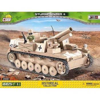 HC WWII Sturmpanzer II