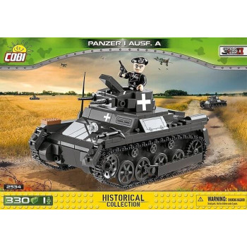 HC WWII Panzer I Ausf. A