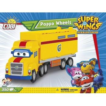 Super Wings Poppa Wheels