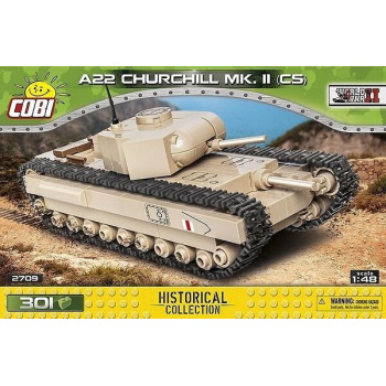 HC WWII A22 Churchill M K.II (CS)