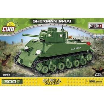 HC WWII Sherman M4A1