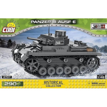 HC WWII Panzer III Ausf.E