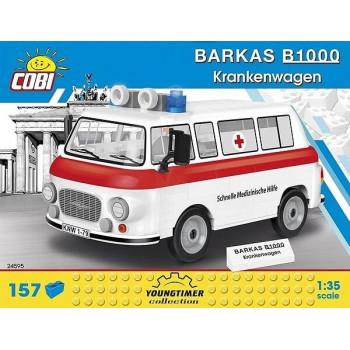 Youngtimer Barkas B1000 Krankenwagen 157