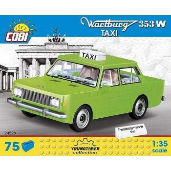 Youngtimer Wartburg 353W Taxi