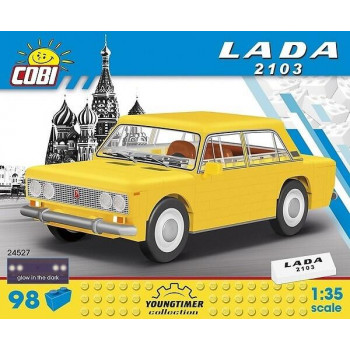 Youngtimer Lada 2103