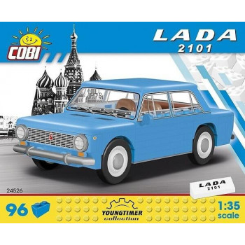 Youngtimer Lada 2101