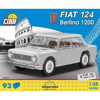Youngtimer Fiat 124 Berlina 1200