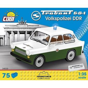 Youngtimer Trabant 601 Volkspolizei